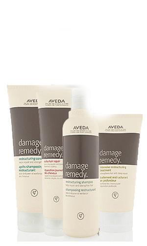 aveda damage remedy