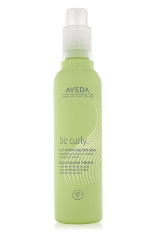be curly