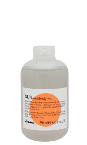 Davines Essential Haircare SU Hair and Body Wash