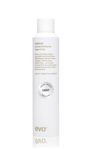 Evo Helmut Strong Hairspray Light