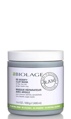 Biolage R.A.W. Re-Bodify Clay Mask