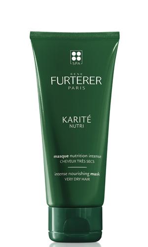 Rene Furterer Karité Nutri Intensief Voedend Masker -natuurlijke haarverzorging