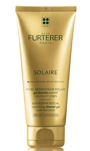Rene Furterer Solaire Gel Douche - natuurlijke haarverzorging