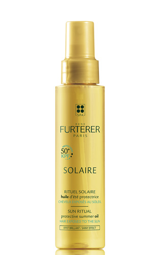 Rene Furterer Solaire Huile - natuurlijke haarverzorging