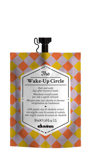 Davines The Circle Chronicles The Wake Up Circle