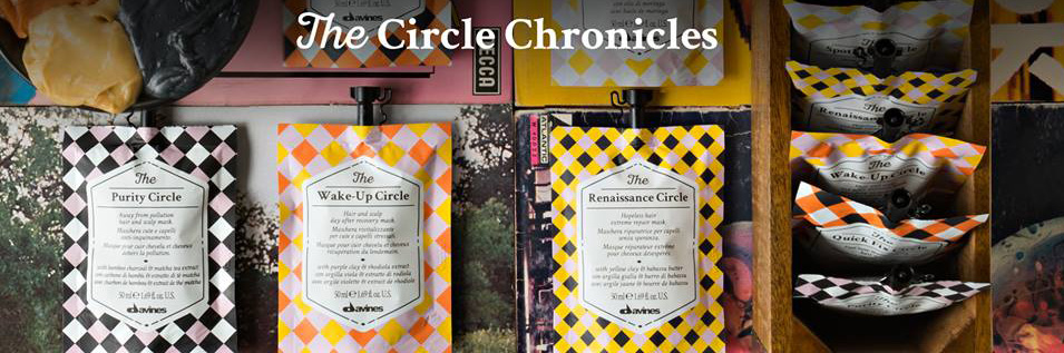 Davines The Circle Chronicles