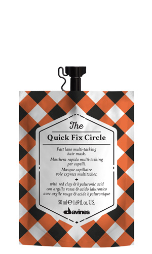 Davines The Circle Chronicles The Quick Fix Circle