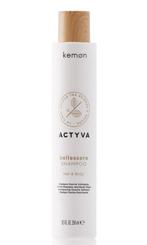 Kemon Actyva Bellessere Shampoo Hair & Body