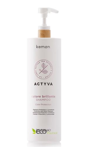 Kemon Actyva Colore Brillante Shampoo