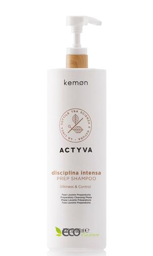 Kemon Actyva Disciplina Plus Prep Shampoo