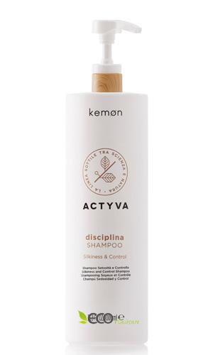 Kemon Actyva Disciplina Shampoo