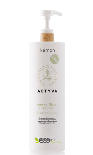 Kemon Actyva Nuova Fibra Shampoo