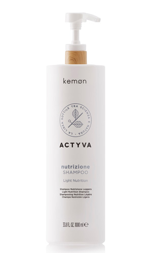 Kemon Actyva Nutrizione Shampoo