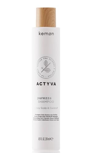Kemon Actyva Purezza Shampoo