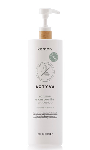 Kemon Actyva Volume Shampoo