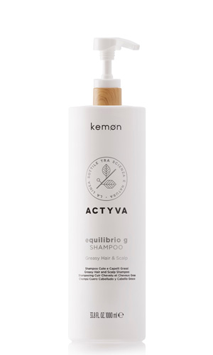 Kemon Actyva Equilibrio G Shampoo