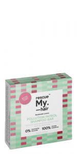 Rescue My Hair Pollution Patrol Shampoo Bar
