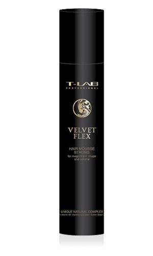T-LAB-Velvet-Flex-Hair-Mousse-Strong