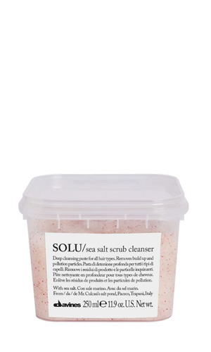 Davines-SOLU-Sea-Salt-Scrub-Cleanser
